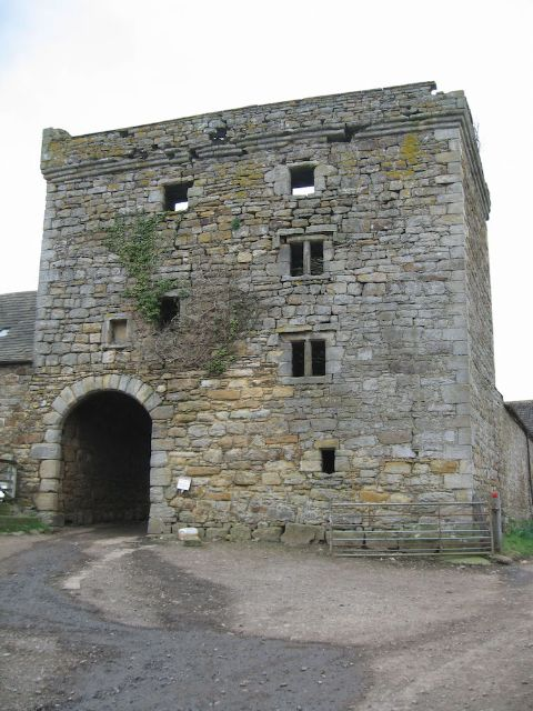 Willimoteswick Castle Northumberland Askins And Little